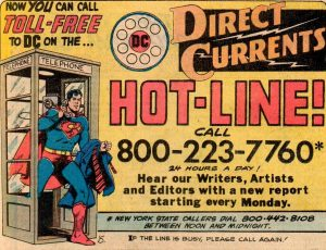 DC Direct Currents Hotline
