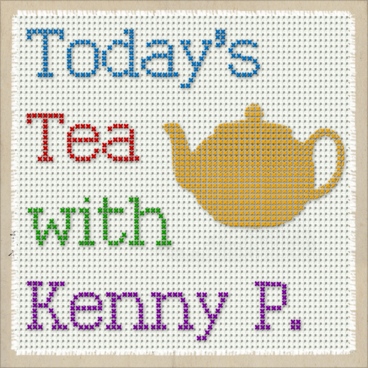 Today's Tea with Kenny P.